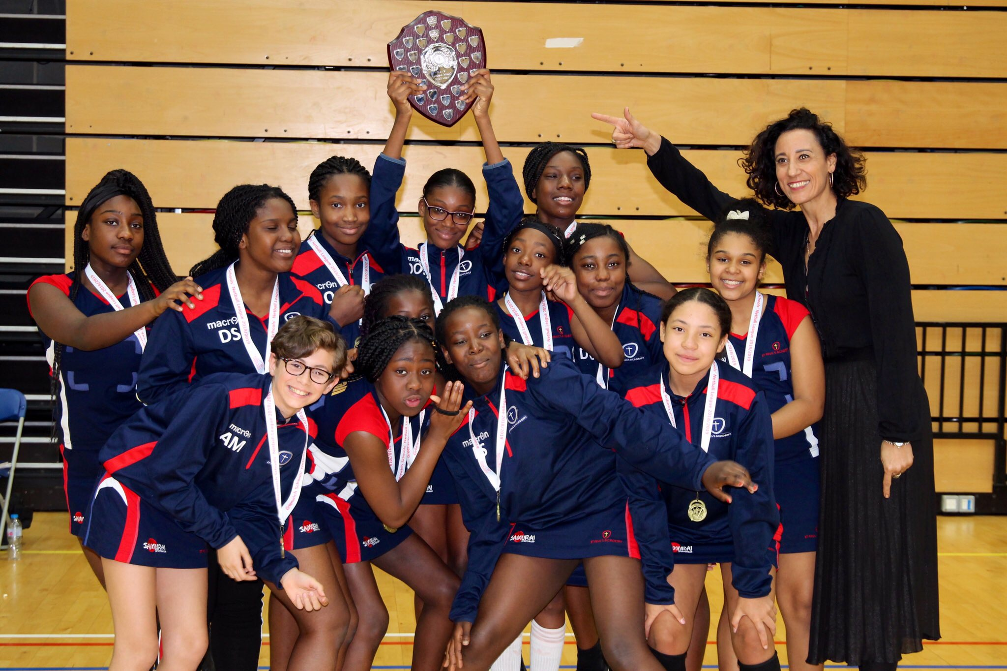 Greenwich Schools' Netball League