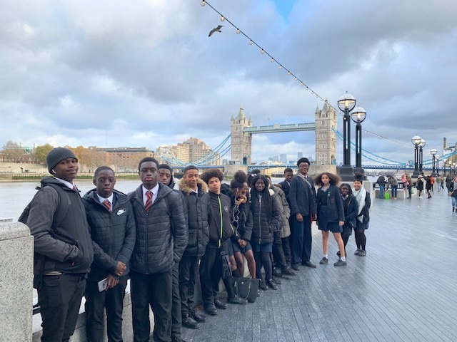 Year 10 London Dungeon trip