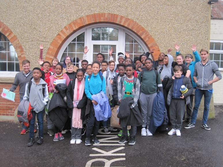 Whitstable Retreats -Year 8 and 9